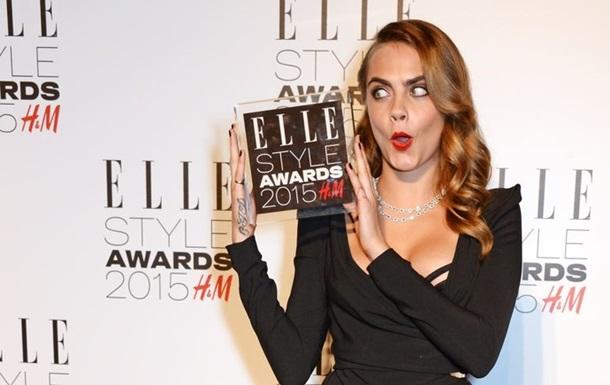 В Лондоне состоялась церемония вручения модной премии
