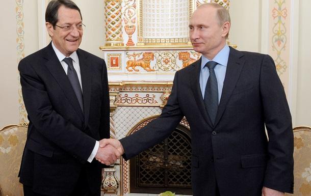 Россия и Кипр начнут военное сотрудничество