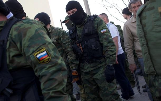 На границе с Украиной в Крыму 40 тысяч российских военных - Джемилев
