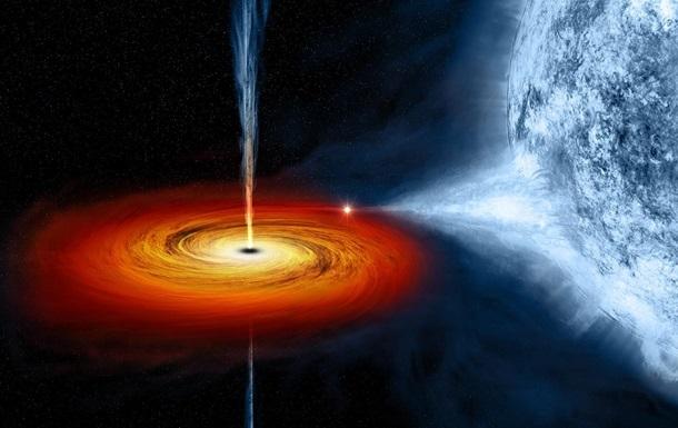 Обнаружена гигантская черная дыра времен ранней Вселенной