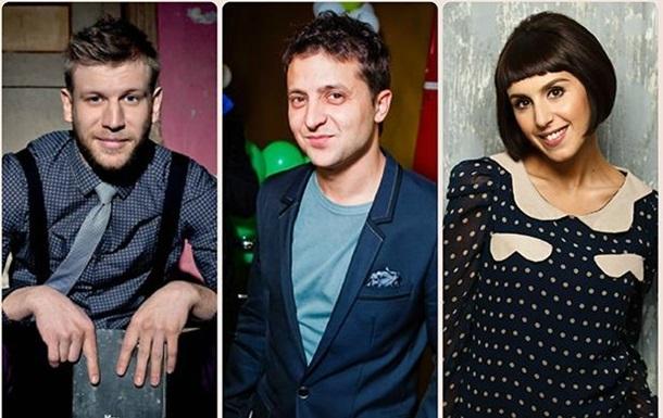Зеленский, Дорн и Джамала отказались выступать на  Новой волне