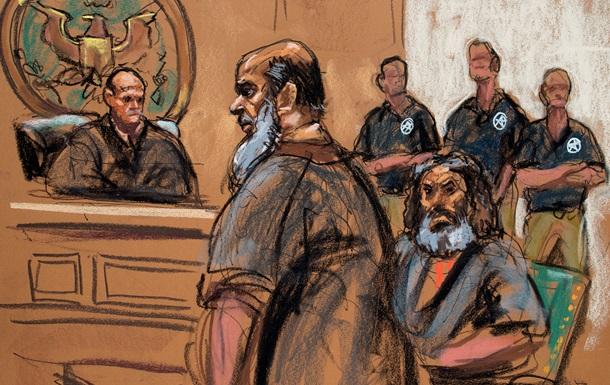 Помощник Усамы бин Ладена признан виновным в Нью-Йорке