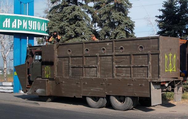 Разведка США: Сепаратисты весной попытаются захватить Мариуполь