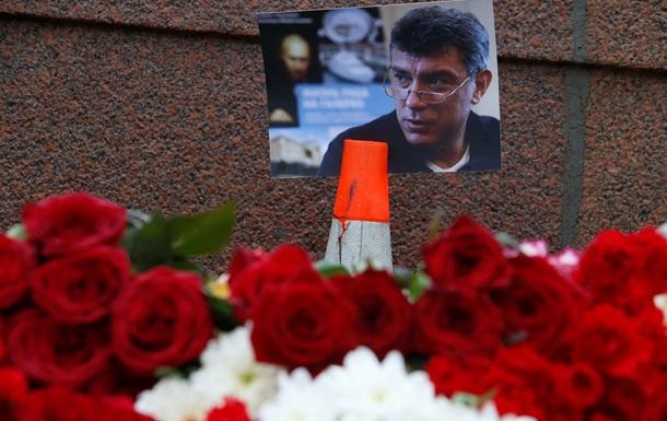 В Москве проходит акция памяти Немцова: онлайн-трансляция