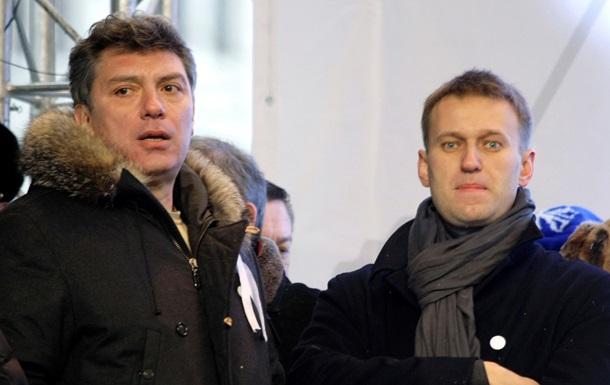 Навальный о Немцове: Настоящий человек и приличный политик