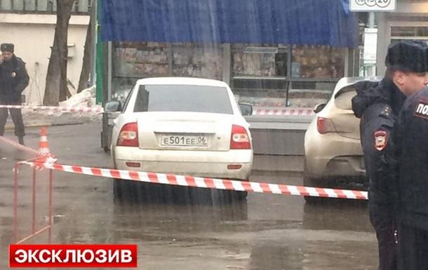 Найден автомобиль предполагаемых убийц Немцова
