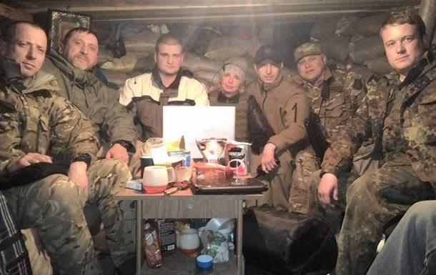 Из плена сепаратистов освобождены 10 человек - Минобороны