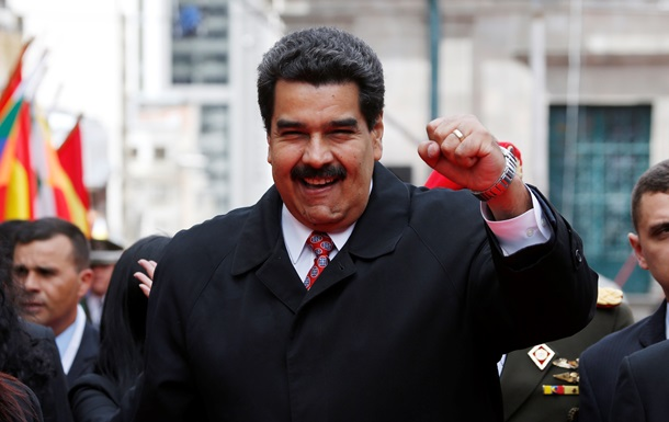 Мадуро заявил, что Буш-младший террорист и запретил ему въезд в Венесуэлу