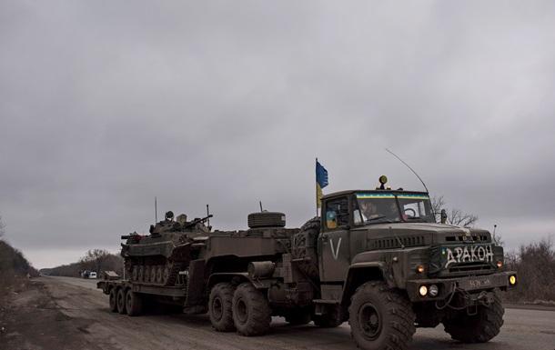 В Широкино сепаратисты обстреляли позиции сил АТО - Шкиряк