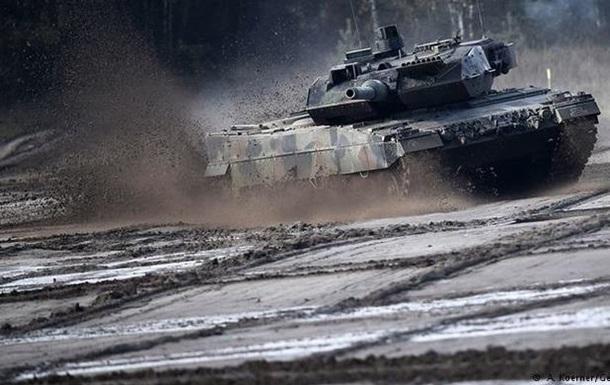 В Германии планируют увеличить расходы на оборону