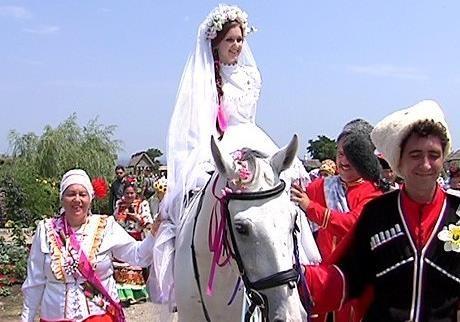Особенности традиций Кубанской свадьбы