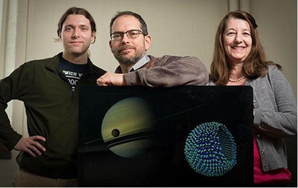 На спутнике Сатурна могут существовать метановые формы жизни