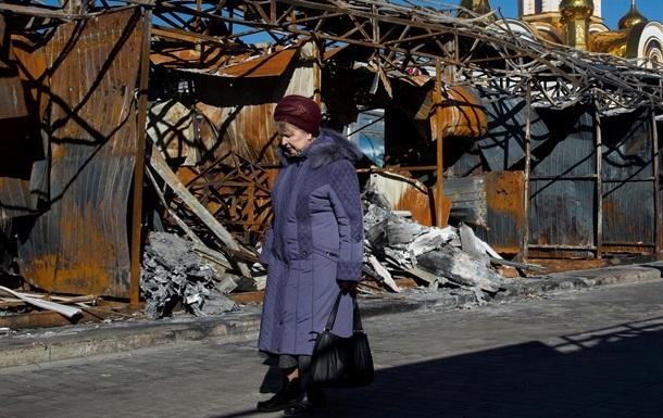 В ДНР признали острую нехватку продуктов первой необходимости