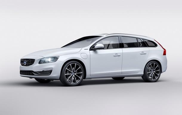 Volvo представит в Женеве ограниченную серию дизель-электрического гибрида