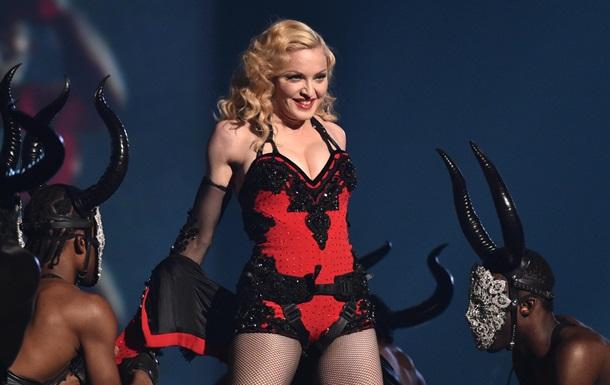 Мадонна не приедет в Россию в рамках своего мирового турне