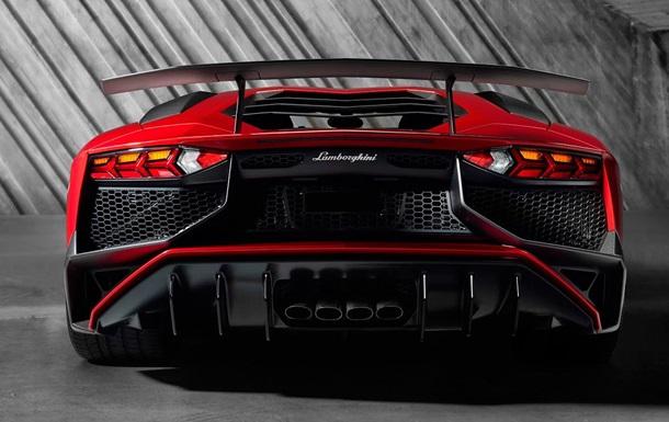 Lamborghini представил самый мощный в своей истории спорткар