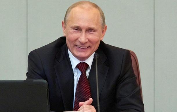 Путин назвал  полным издевательством  реформы в Украине