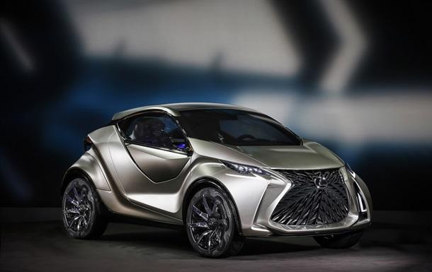 В Женеве представлен прототип компакт-кара от Lexus