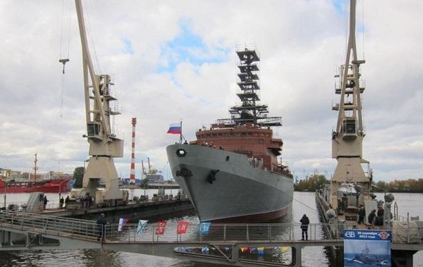 В России закрываются крупные судостроительные заводы