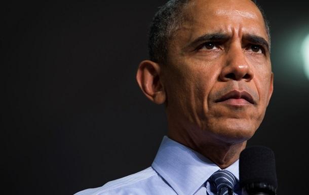 Обама продлил на год санкции в отношении России
