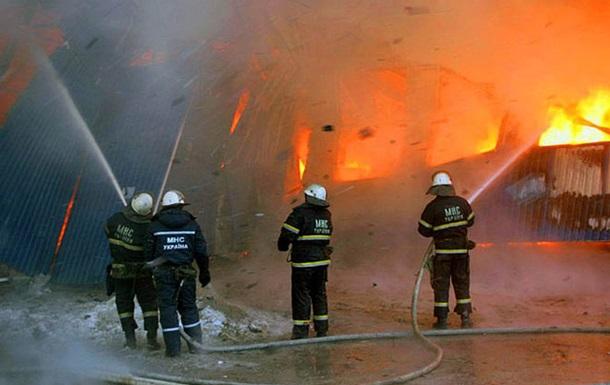 В Донецкой области при пожаре погибли три человека