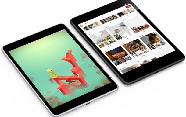 Новый Apple : Nokia выпустила планшет-клон iPad mini