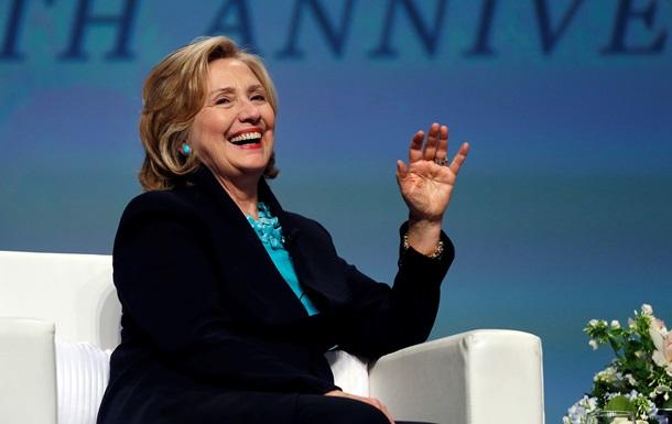 Хиллари Клинтон планирует баллотироваться в президенты США – WSJ