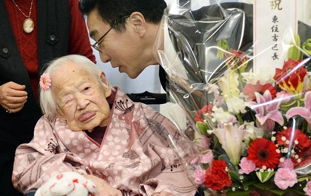 Старейшая жительница планеты отпраздновала 117-летие