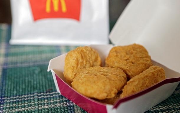 McDonald's откажется от курятины с антибиотиками