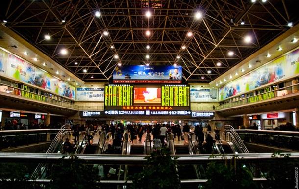 В Китае неизвестные устроили резню на вокзале