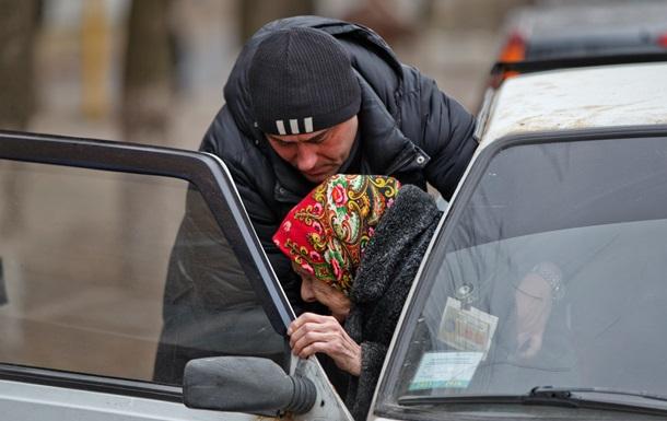 В Запорожье оформили пенсии более 40 тысяч переселенцев