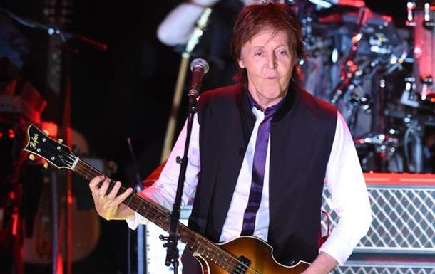 Пол Маккартни присоединился к рок-группе Джонни Деппа