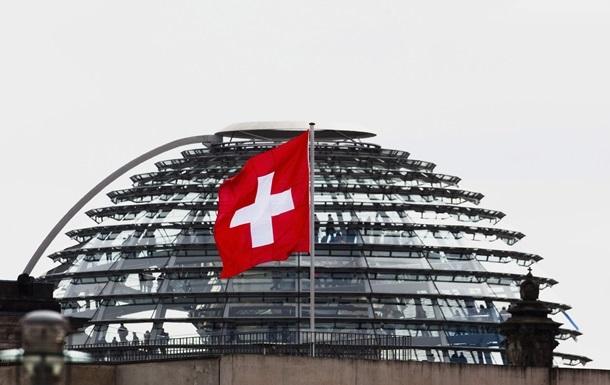 Швейцария продлила действие санкций по Украине