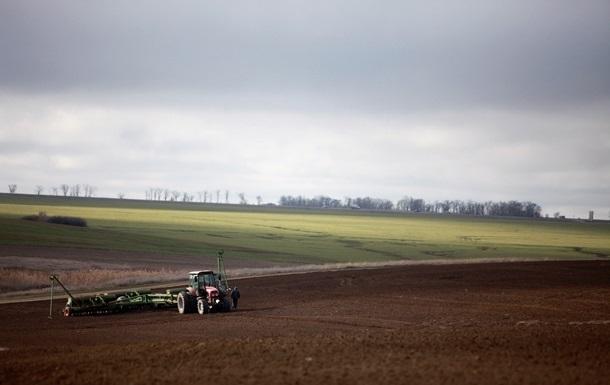 Украинцам упростили выделение земли