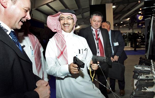 Саудовская Аравия - лидер по закупкам оружия