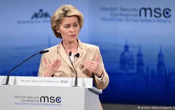 Глава немецкой оборонки поддержала идею создания армии ЕС