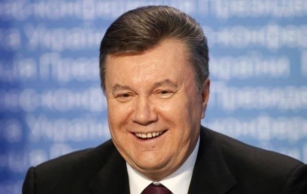Януковича не будут судить за Майдан