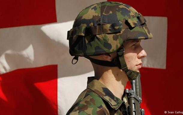 Швейцария поставила России высокотехнологичную ткань военного назначения