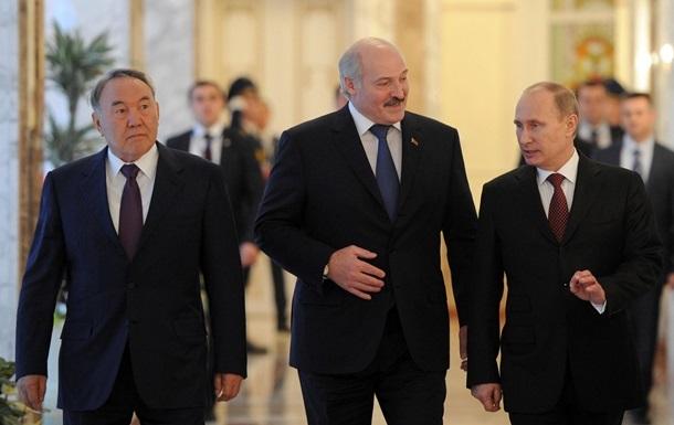 Путин, Назарбаев и Лукашенко 12 марта в Астане поговорят об Украине