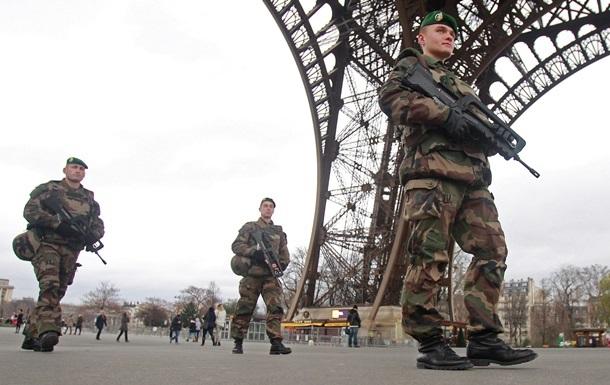Во Франции арестовали четверых причастных к терактам в Париже