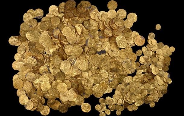 Клад времен Александра Македонского обнаружили в Израиле