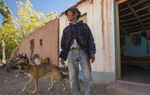 Как живет самый одинокий человек Аргентины на бесплодной земле