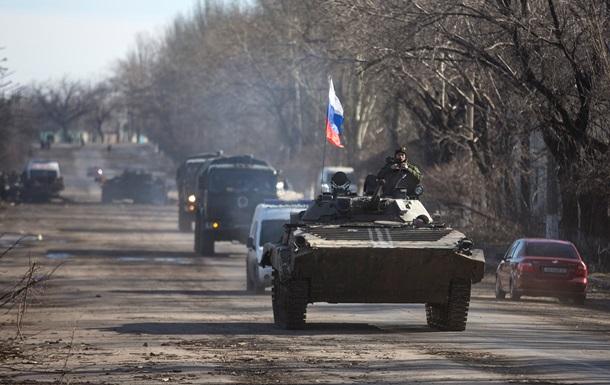 Россия за 14 дней может захватить Восточную Украину. Анализ Stratfor