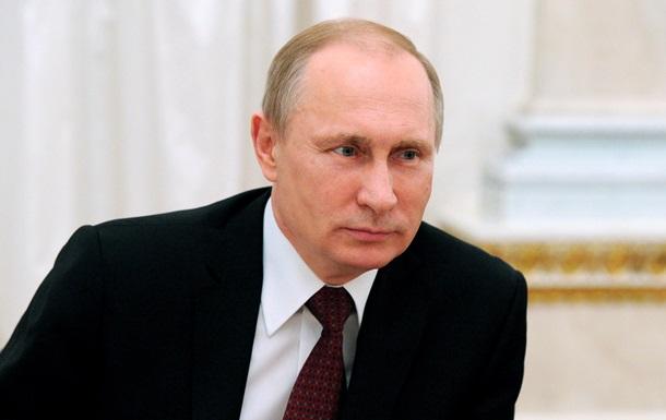 Путин из-за болезни отменил визит в Казахстан - Reuters