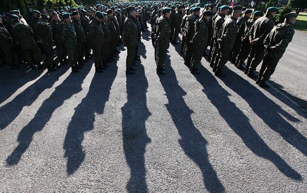 Генсекретарь НАТО: Новая армия ЕС не должна копировать функции НАТО