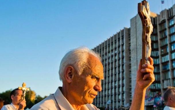 Украинская православная церковь в эпицентре скандала