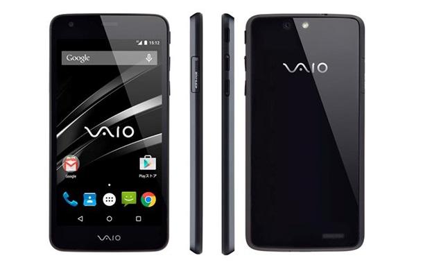 Отделившаяся от Sony компания представила свой первый VAIO Phone