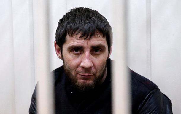 Убийство Немцова: Адвокат подтвердил признание вины Дадаева