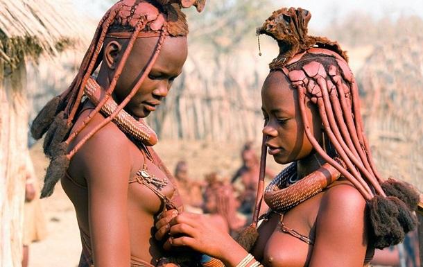 Западной моде и не снилось. Показаны украшения африканских аборигенов