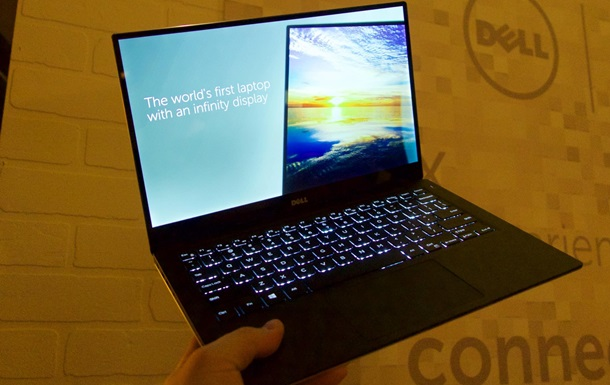 На два дюйма впереди: Dell представила  революционный  ультрабук XPS 13